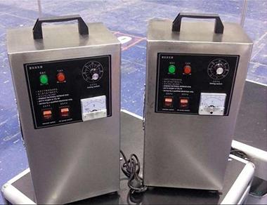 移动式臭氧发生器案例
