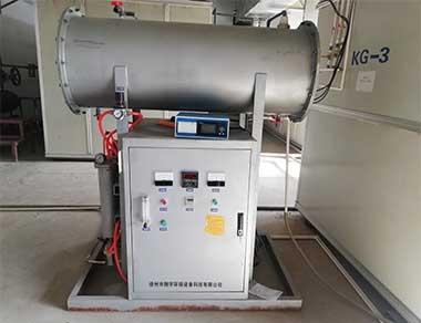 臭氧机的日常维护和清洁是什么?